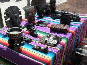 Obsidian Handicrafts in Teotihuacan